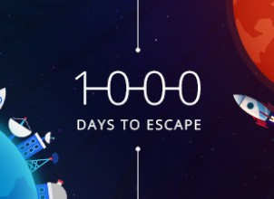 1000 days to escape İndir Yükle