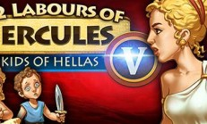 12 Labours of Hercules V: Kids of Hellas (Platinum Edition) İndir Yükle