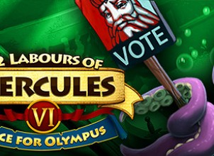 12 Labours of Hercules VI: Race for Olympus (Platinum Edition) İndir Yükle