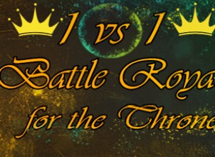 1vs1: Battle Royale for the throne İndir Yükle