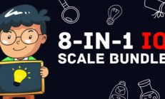 8-in-1 IQ Scale Bundle İndir Yükle