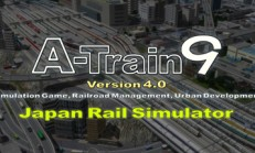 A-Train 9 V4.0 : Japan Rail Simulator İndir Yükle