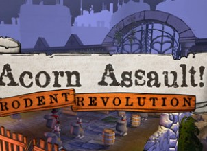 Acorn Assault: Rodent Revolution İndir Yükle