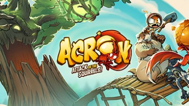 Acron: Attack of the Squirrels! İndir Yükle
