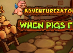 Adventurezator: When Pigs Fly İndir Yükle