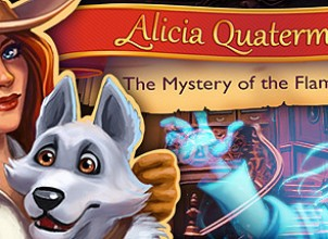 Alicia Quatermain 3: The Mystery of the Flaming Gold İndir Yükle