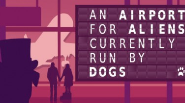 An Airport for Aliens Currently Run by Dogs İndir Yükle