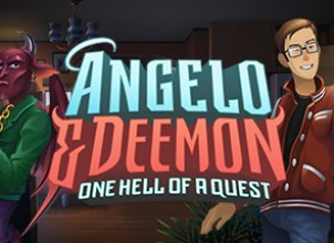 Angelo and Deemon: One Hell of a Quest İndir Yükle