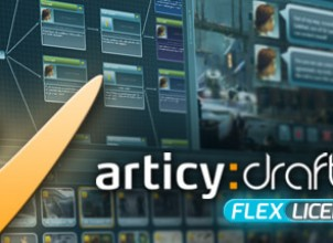 articy:draft 3 – Flex License İndir Yükle