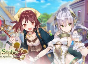 Atelier Sophie: The Alchemist of the Mysterious Book İndir Yükle