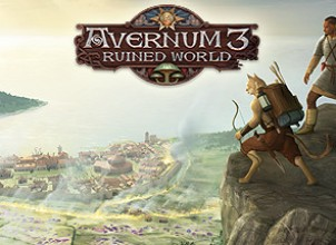 Avernum 3: Ruined World İndir Yükle