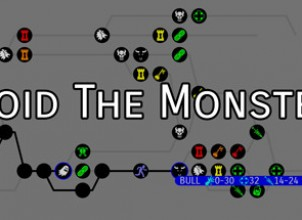 Avoid The Monsters İndir Yükle