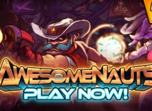 Awesomenauts – the 2D moba İndir Yükle