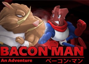 Bacon Man: An Adventure İndir Yükle