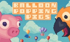 Balloon Popping Pigs: Deluxe İndir Yükle