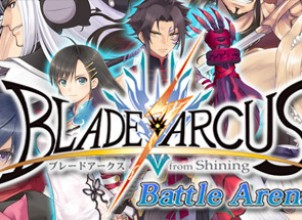 Blade Arcus from Shining: Battle Arena İndir Yükle