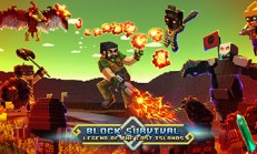 Block Survival: Legend of the Lost Islands İndir Yükle