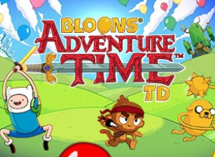 Bloons Adventure Time TD İndir Yükle
