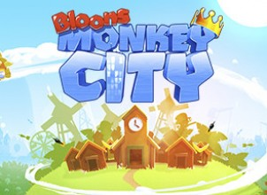 Bloons Monkey City İndir Yükle