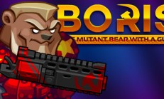 BORIS the Mutant Bear with a Gun İndir Yükle