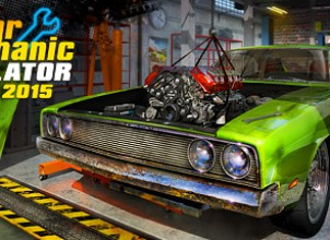 Car Mechanic Simulator 2015 İndir Yükle