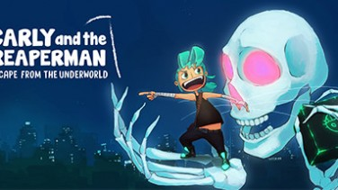 Carly and the Reaperman – Escape from the Underworld İndir Yükle
