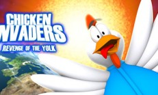 Chicken Invaders 3 İndir Yükle