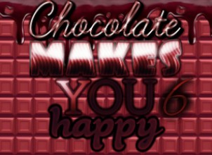 Chocolate makes you happy Serisi İndir Yükle