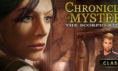 Chronicles of Mystery: The Scorpio Ritual İndir Yükle