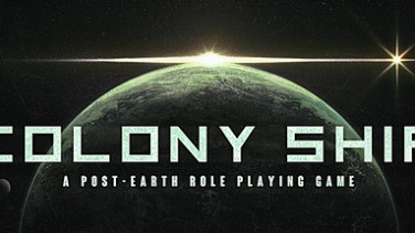 Colony Ship: A Post-Earth Role Playing Game İndir Yükle