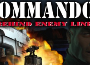 Commandos: Behind Enemy Lines İndir Yükle