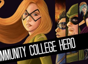 Community College Hero: Trial by Fire İndir Yükle