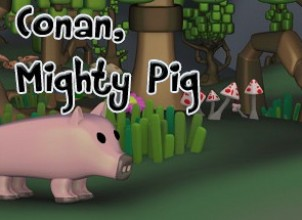 Conan the mighty pig İndir Yükle