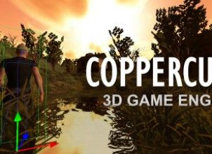 CopperCube 5 Game Engine İndir Yükle