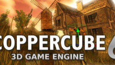 CopperCube 6 Game Engine İndir Yükle