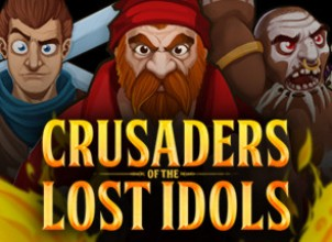 Crusaders of the Lost Idols İndir Yükle