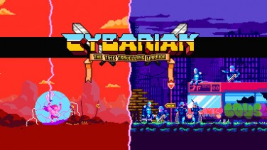 Cybarian: The Time Travelling Warrior İndir Yükle