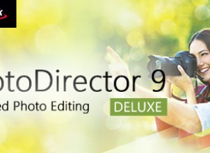 CyberLink PhotoDirector 9 Deluxe – Photo editor, photo editing software İndir Yükle