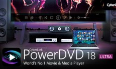 CyberLink PowerDVD 18 Ultra – Media player, video player, 4k media player, 360 video İndir Yükle