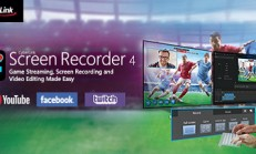 Cyberlink Screen Recorder 4  – Record your games, RPG, car game, shooting gameplay – Game Recording and Streaming Software İndir Yükle