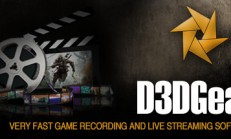 D3DGear – Game Recording and Streaming Software İndir Yükle