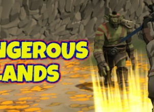 Dangerous Lands – Magic and RPG İndir Yükle