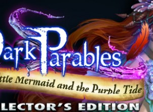 Dark Parables: The Little Mermaid and the Purple Tide Collector's Edition İndir Yükle