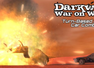 Darkwind: War on Wheels İndir Yükle