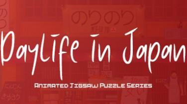 Daylife in Japan – Pixel Art Jigsaw Puzzle İndir Yükle