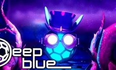 Deep Blue 3D Maze in Space İndir Yükle