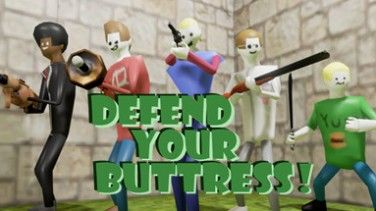 Defend Your Buttress İndir Yükle
