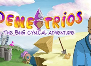 Demetrios – The BIG Cynical Adventure İndir Yükle