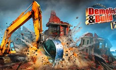 Demolish & Build 2017 İndir Yükle