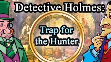 Detective Holmes: Trap for the Hunter. Hidden objects. 探し物 İndir Yükle